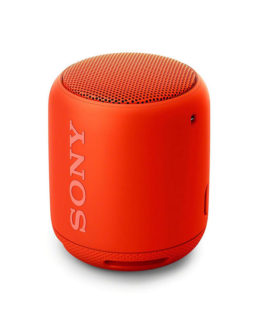 Sony SRS-XB01 Extra Bass Altavoz Red