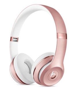 Beats Solo3 Auricular Bluetooth Rose Gold